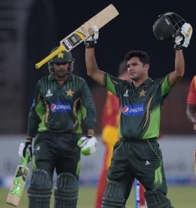 Pakistan beat Zimbabwe by 6 wickets to clinch ODI series.