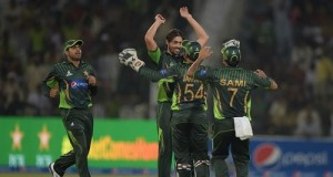 Pakistan beat Zimbabwe in the 1st ODI by 41 runs at Lahore