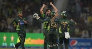 Pakistan beat Zimbabwe in the 1st ODI by 41 runs at Lahore