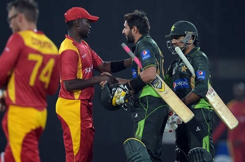 Pakistan vs Zimbabwe 1st ODI Live Streaming, Telecast, Preview.