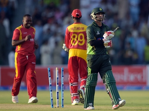 Pakistan vs Zimbabwe 2n ODI Live Streaming, Score.