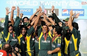 Pakistan won T20 World Cup in 2009.