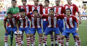 Paraguay Preliminary 30-men Roster for 2015 Copa America