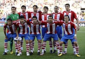 Paraguay Preliminary 30-men Roster for 2015 Copa America.