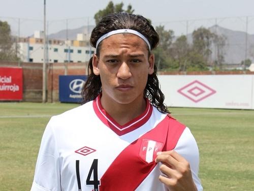 Peru's 23-man Roster declared for 2015 Copa America.