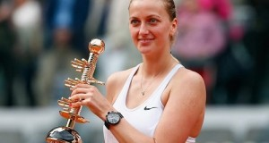Petra Kvitova claims Mutua Madrid Open Title in 67 minutes