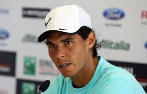 Rafael Nadal vs John Isner Live Streaming, telecast Rome Masters.