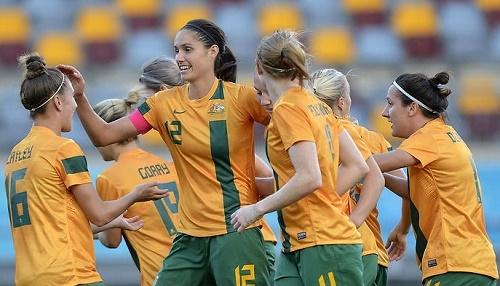 SBS to stream live FIFA Women's World Cup 2015 in Australia.
