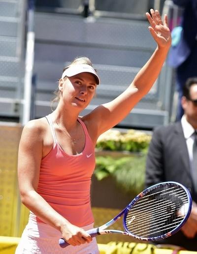 Sharapova vs Kuznetsova Semi-Final Live Streaming from Madrid.
