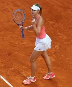 Sharapova vs Suarez Navarro Live Stream, preview Italian Open Final