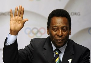 Soccer Great Pele to join NY Cosmos vs Cuba clash on 2 June, 2015.