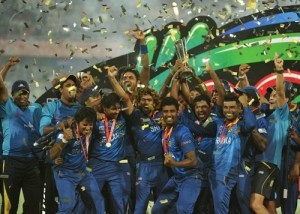 Sri-Lanka won T20 World Cup in 2014.