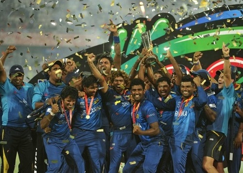 Sri-Lanka won T20 World Cup in 2014.