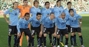 Uruguay 23-men squad for Copa America 2015