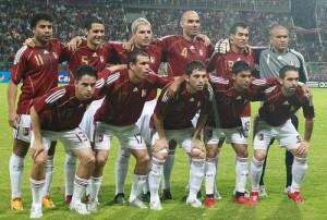 Venezuela 26-men roster for 2015 Copa America.