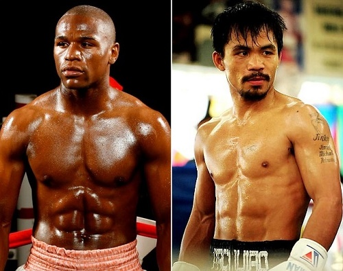 Watch Floyd Mayweather vs Manny Pacquiao live Streaming.