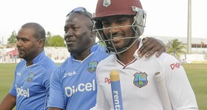 West Indies named squad for 1st test vs Australia at Dominica