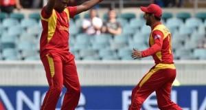 Zimbabwe declared squad for Pakistan tour 2015