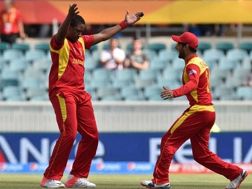 Zimbabwe declared squad for Pakistan tour 2015.
