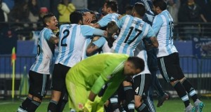 Video: Carlos Tavez scored winning goal for Argentina in Penalties