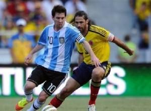 Argentina vs Colombia Live Streaming, Telecast, Score 2015 Copa America.