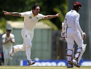 Australia at top on day-1 of Dominica test against West Indies.
