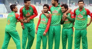 Bangladesh announced squad for Indian series 2015