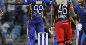 Barbados Tridents beat Trinidad in the 5th match of 2015 CPL