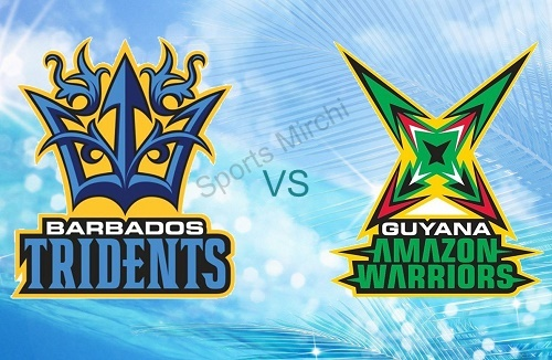 Barbados Tridents v Guyana Amazon Warriors Preview 2015 CPL.