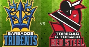 Barbados Tridents v Trinidad Tobago Red Steel preview 2015 CPL