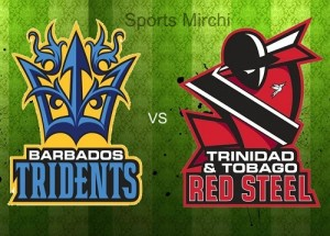 Barbados tridents v trinidad tobago red steel preview 2015 CPL.