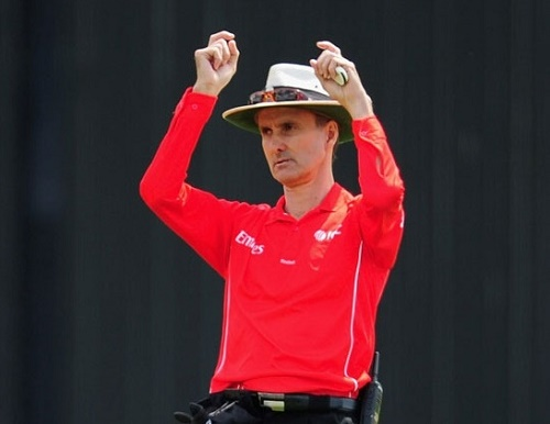 Billy Bowden