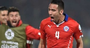 Chile beat Uruguay to reach 2015 Copa America Semi-Final