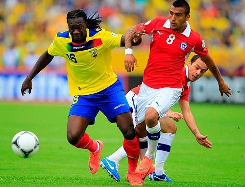 Chile vs Ecuador Live Streaming, Telecast, Score 2015 Copa America.