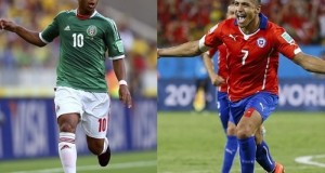 Chile vs Mexico Live Streaming, Score and Preview 2015 Copa America
