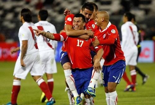 Chile vs Peru Semi-Final live streaming, telecast, score 2015 Copa America.