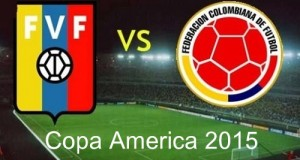 Colombia vs Venezuela Live Streaming, Telecast 2015 Copa America