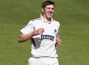 Craig Overton named in England's squad for 3 ODIs against NZ.