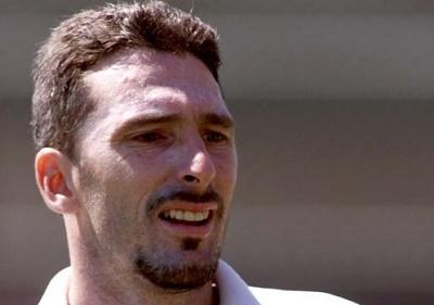 Damien-Fleming-took-hat-trick-on-test-debut
