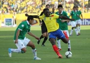Ecuador vs Bolivia Live Streaming, Telecast, Score 2015 Copa America.