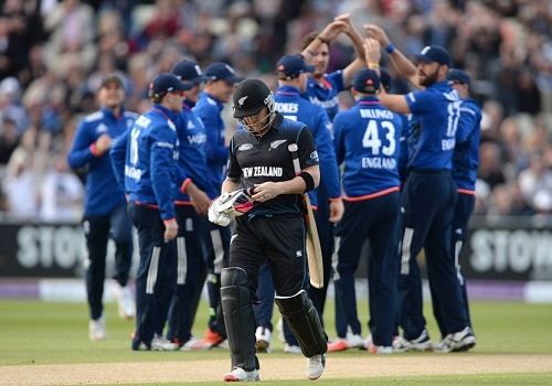 England register record win against New Zealand in first ODI.