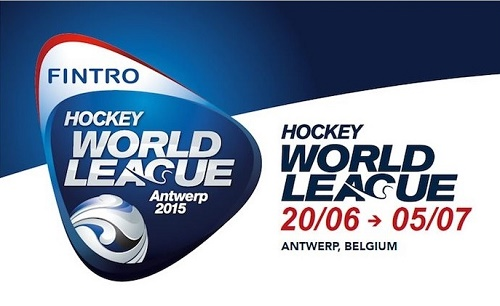 Hockey World League Semi-Final Belgium 2015 Schedule.