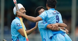 India beat Poland by 3-0 in the Hockey World League semi-finals