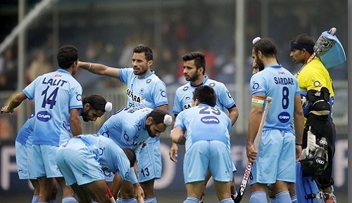 India vs Australia Live Streaming, score and Preview Hockey World League 2015.