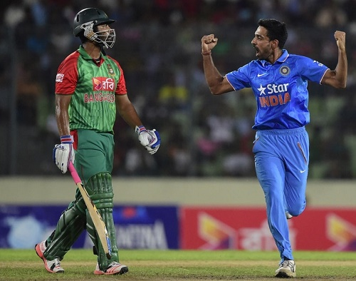 India vs Bangladesh Live Streaming, Telecast, Score 3rd ODI 2015.