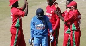 India's Tour of Zimbabwe 2015 Cancelled