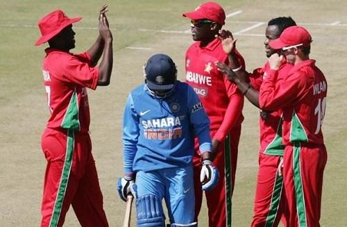 India's Tour of Zimbabwe 2015 Cancelled.