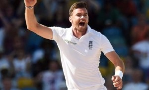 James Anderson took less matches to reach 400 test cricket wickets.