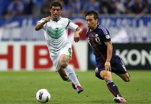 Japan vs Iraq Live Streaming, Telecast and Preview 11 June 2015.