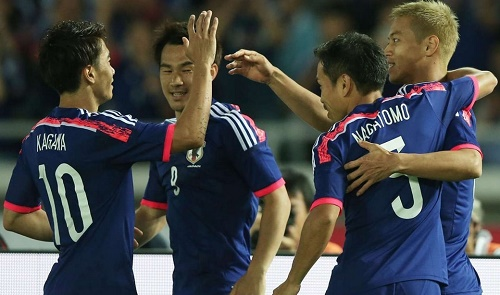Japan vs Singapore Live Stream, Telecast, Score WC 2018 qualifier.